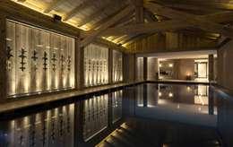 hotel spa:  Hotels von c+c interiors berlin