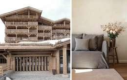 hotel cordée des alpes:  Hotels von c+c interiors berlin