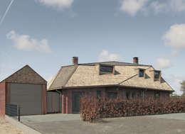 country Houses by derksen|windt architecten