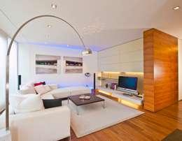 Wohnen exclusiv: klassische Wohnzimmer von innenarchitektur-rathke