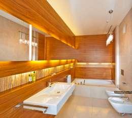 Bagno in stile in stile classico di innenarchitektur-rathke