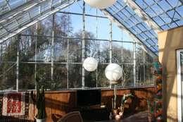 Haus Im Gewächshaus homify 360 ein haus im glashaus