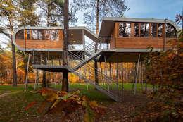 the treehouse: ausgefallene Häuser von Andreas Wenning dipl.-ing. Architekt