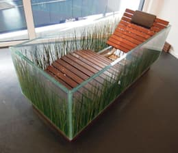 Design by Torsten Müller: eklektik tarz tarz Banyo
