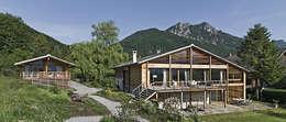 Casas de estilo ecléctico por GALLIST ARCHITEKTEN GmbH