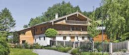 Projekty, eklektyczne Domy zaprojektowane przez GALLIST ARCHITEKTEN GmbH