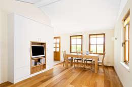 Die Möbel Manufaktur: modern tarz Oturma Odası