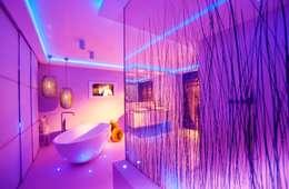 Private Spa-Design : ausgefallene Badezimmer von Design by Torsten Müller