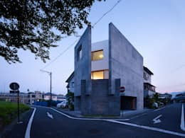 moderne Häuser von 小泉設計室