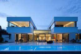 Casas modernas por HI-MACS®