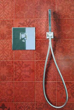 industrial Bathroom by CAFElab studio