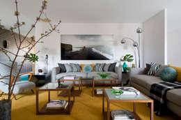MÁLAMO: modern tarz Oturma Odası