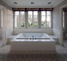 Bagno in stile in stile classico di CG VOGEL ARCHITEKTEN