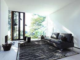 رہنے کا کمرہ  by COR Sitzmöbel Helmut Lübke GmbH & Co. KG