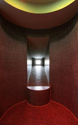 Salle de bains de style  par CG VOGEL ARCHITEKTEN
