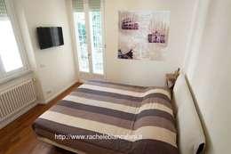 Rachele Biancalani Studio: modern tarz Yatak Odası