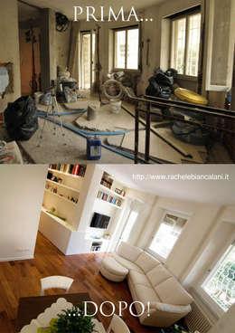 Rachele Biancalani Studio: modern tarz Oturma Odası