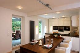 Столовые комнаты в . Автор – GRID architektur + design