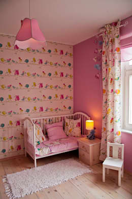 Nursery/kid's room by ks-raumgestaltung
