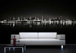 Murs & Sols de style de style Moderne par Affreschi & Affreschi