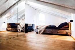 Спальни в . Автор – BESPOKE GmbH // Interior Design & Production