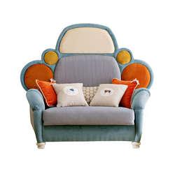 moderne Kinderzimmer von Decoration Digest blog