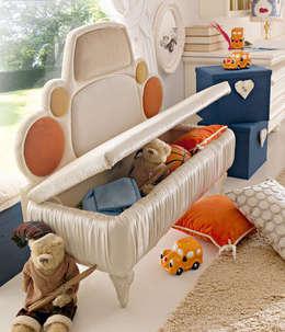 Quarto de crianças  por Decoration Digest blog