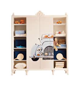 Chambre d'enfants de style  par Decoration Digest blog
