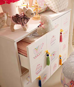 Dormitorios infantiles  de estilo  por Decoration Digest blog