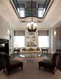 Salas de estilo clásico por Fisher ID