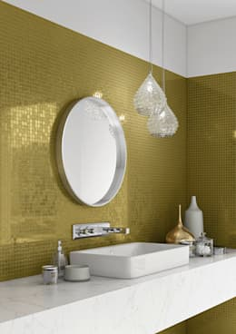 classic Bathroom by Elements Mosaic