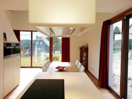 Столовые комнаты в . Автор – Architekturbüro HOFFMANN