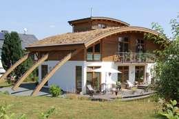 Дома в . Автор – Architekturbüro HOFFMANN