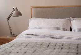 Projekty,  Sypialnia zaprojektowane przez Natural Bed Company