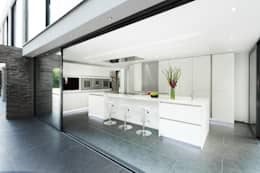 modern Kitchen by The Myers Touch