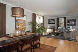 moderne Wohnzimmer von Lewis & Co