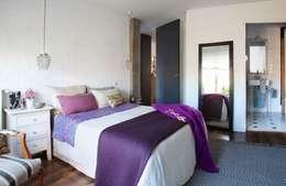 scandinavian Bedroom by decoraCCion