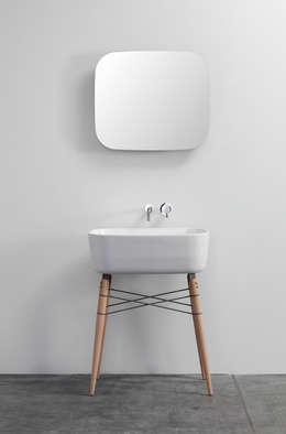 Ванная комната в . Автор – studio michael hilgers