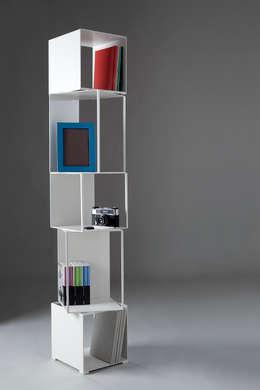 Salon de style de style Scandinave par Officina Art&Craft