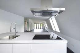 STC17: ausgefallene Küche von and8 Architekten Aisslinger + Bracht