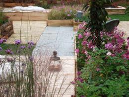 Projekty,  Ogród zaprojektowane przez Barbara Negretti  - Garden design -