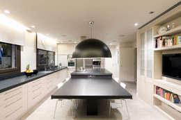 Cocinas de estilo minimalista por Sara Folch Interior Designer
