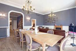 غرفة السفرة تنفيذ Home Deco Decoración