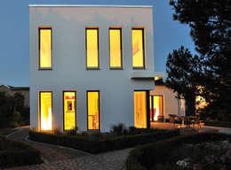 moderne Huizen door zymara und loitzenbauer architekten bda