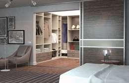 Maison de style  par deinSchrank.de GmbH