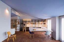 Bureau de style de style Moderne par Estudi Agustí Costa