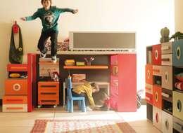 غرفة الأطفال تنفيذ Muebles Flores Torreblanca