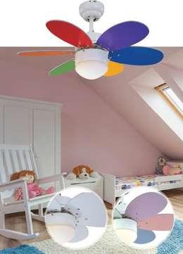 Dormitorios infantiles  de estilo  por Muebles Flores Torreblanca