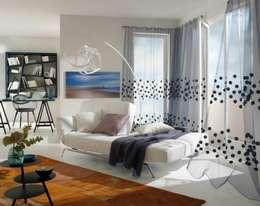 Livings de estilo clásico por Muebles Flores Torreblanca