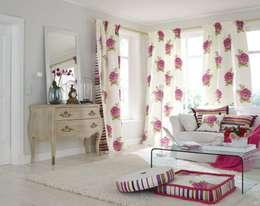 Muebles Flores Torreblanca: klasik tarz tarz Oturma Odası